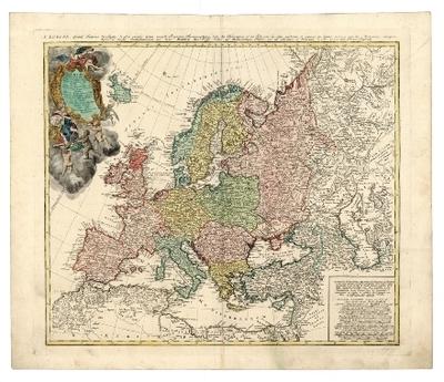 Europa secundum legitimas ... X. divisa a Ioh. Matth. Hasio