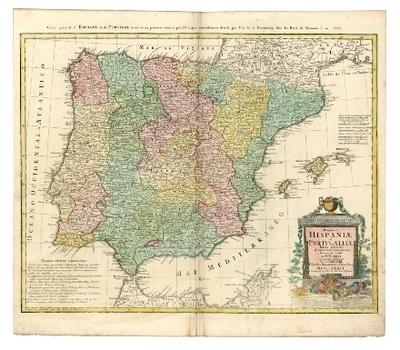 Regnorum Hispaniae et Portugalliae