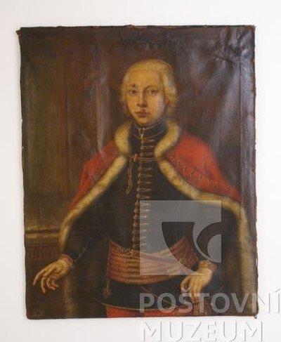 Portrét Jakoba Rettiga (nezn. autor)