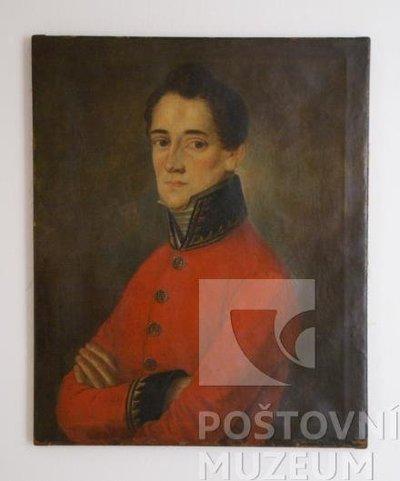Portrét Karla Rettiga (nezn. autor)