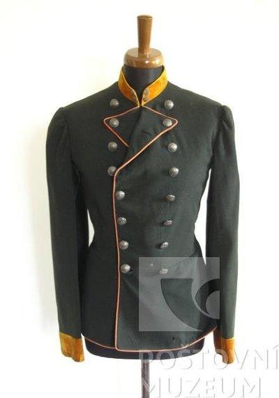 Kabátec rakouského poštmistra