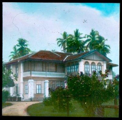 Dům v anglické čtvrti