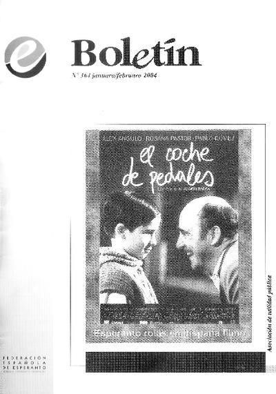 Boletín, [2004], n. 364