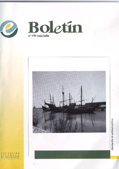 Boletín, [2007], n. 379