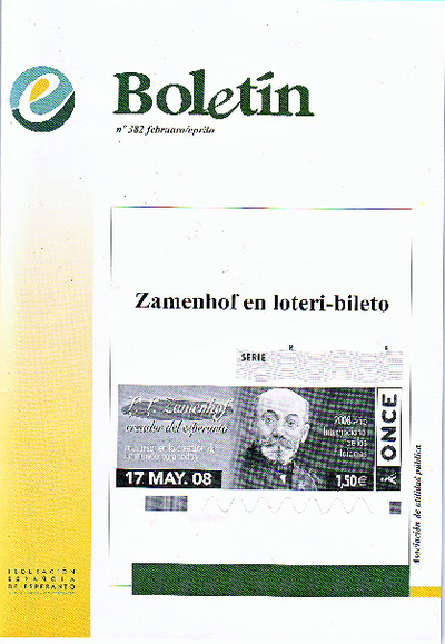 Boletín, [2008], n. 382