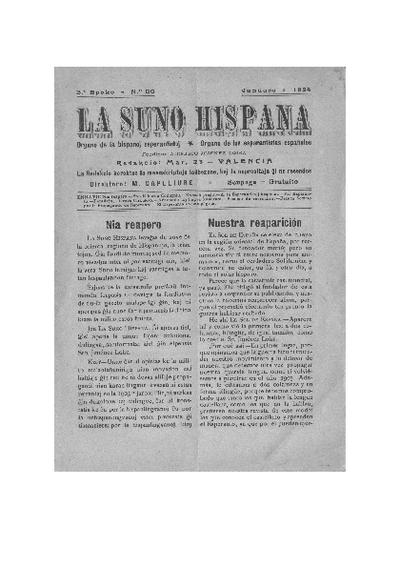 La suno hispana, [1924], n. 080, 3a epoko