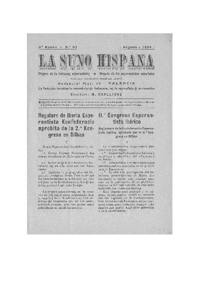La suno hispana, [1924], n. 087, 3a epoko