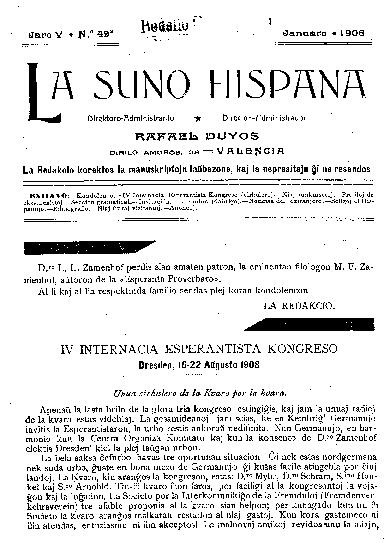 La suno hispana, [1908], n. 049, jaro V