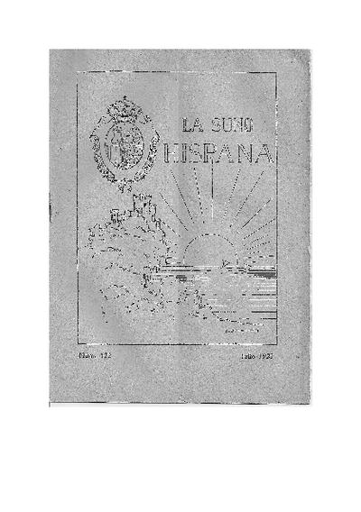 La suno hispana, [1927], n. 122, 3a epoko