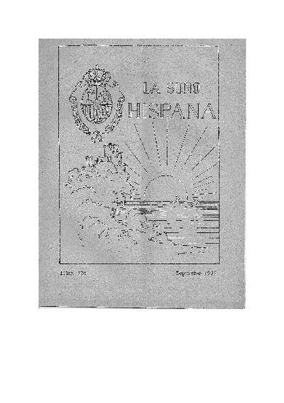 La suno hispana, [1927], n. 124, 3a epoko