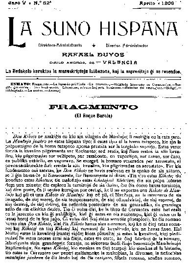 La suno hispana, [1908], n. 052, jaro V