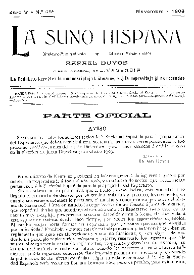La suno hispana, [1908], n. 059, jaro V