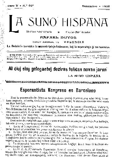 La suno hispana, [1908], n. 060, jaro V