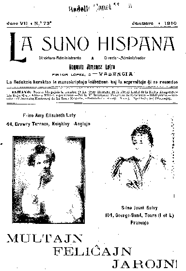 La suno hispana, [1910], n. 073, jaro VII