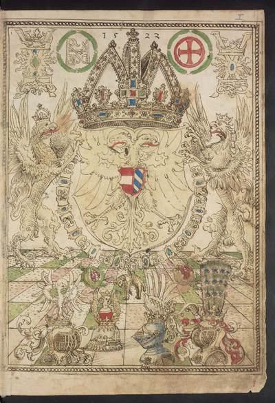 Wappenbuch der Arlberg Bruderschaft