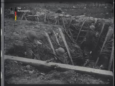 Infanterie-Nahkampf