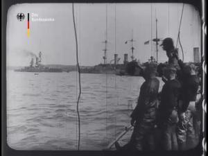 Deutsches U-Boot auf Kaperfahrt