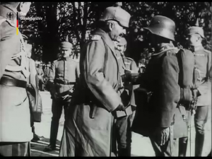 Der deutsche Kaiser in Venetien