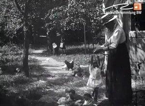 Familientreffen in Stuttgart 1917 und in Giengen an der Brenz