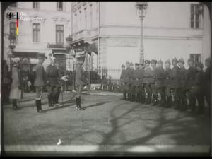 Im eroberten Bukarest
