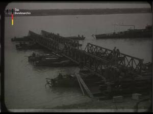 Mackensens Donauübergang