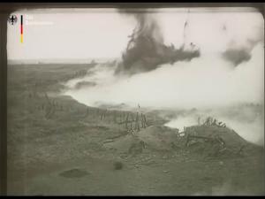 Stellungskrieg im Weltkrieg