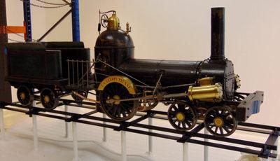 Locomotiva La Liliputienne