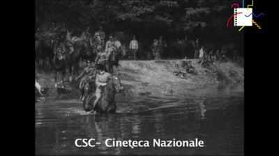 ESERCITO ITALIANO: PLOTONE NUOTATORI DI CAVALLERIA