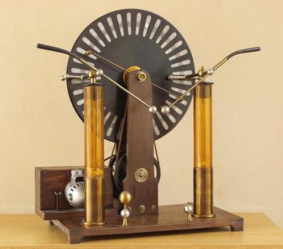 Macchina elettrostatica di Wimshurst