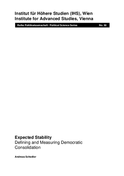 Expected Stability