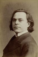 Portrait eines unbekannten Komponist