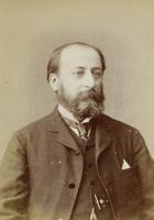 Portrait Camille Saint-Saëns