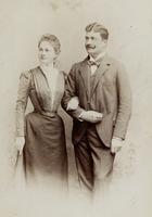 Portrait eines Ehepaars
