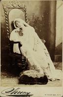 Schauspielerin Sarah Bernhardt