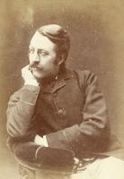 Portrait Charles Villiers Stanford