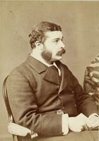 Portrait Arthur Sullivan