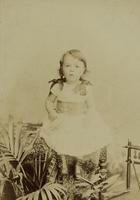 Dreijähriges Mädchen