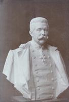 Büste Franz Ferdinand von Österreich-Este