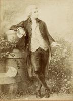 Portrait Wolfgang Mozart