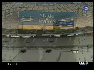 Paris 2012 : le stade de France est fait pour les Jeux Olympiques