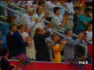 Championnats d'Europe d'athlétisme de Split : le relais français 4 X 100 M bat le record du monde