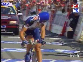 Tour de France 1996 : résumé de la vintième étape, contre la montre entre bordeaux et Saint Emilion