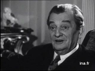 Film de Marcel PAGNOL Mariusrepris sur les écrans, après sa 1ère sortie en 1931