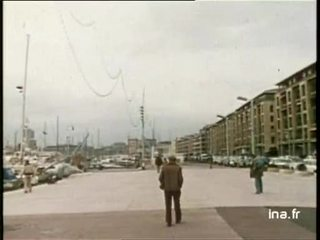 Architecture : Marseille et les grands ensembles, dont la cité radieuse, dite  la maison du fada