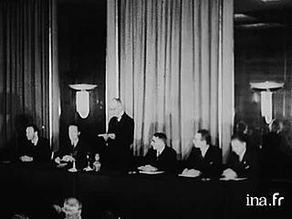 Congrès international de télévision du 25 au 30 octobre 1948