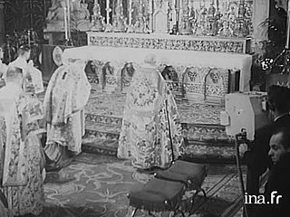 Messe Noël historique