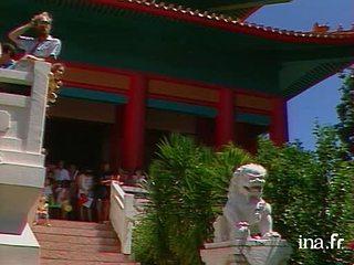 RFO Tahiti Soir : le nouvel an chinois : l'année du Serpent