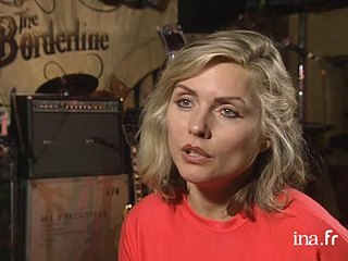 Interview Deborah Harry