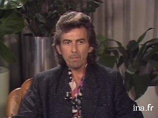 Interview George Harrison