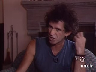 Interview Keith Richards
